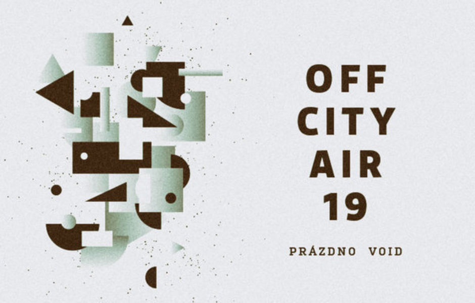 OFFCITY AiR 2019: Void / Open call