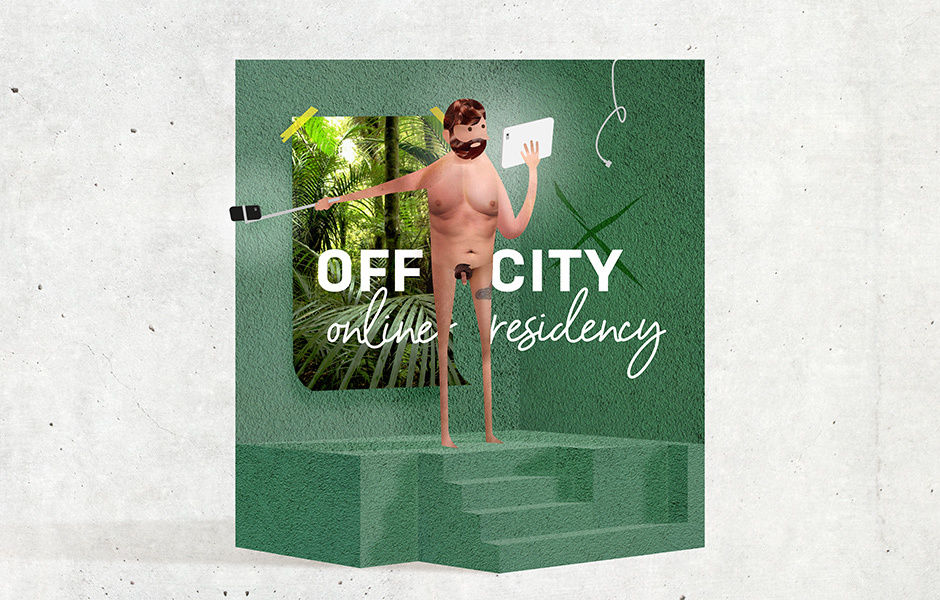 OPEN CALL: OFFCITY online residency / make off-city on again